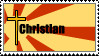 Christian Stamp by AngloSaxonSamurai