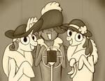 Les Triplettes De Ponyville (Ponyville Rendezvous)