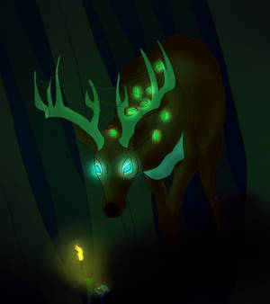The Old God of the Forest