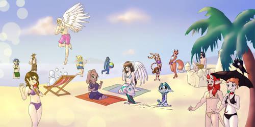Tulpa Beach Party