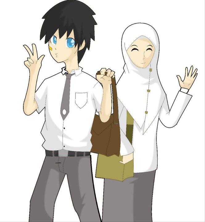 500+ Gambar Cinta Muslim Dan Muslimah HD Terbaik