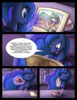Luna Eats Cake by Ric-M