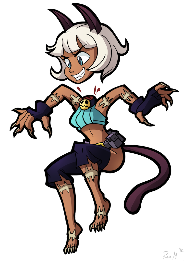 Day 25- Ms Fortune by Ric-M