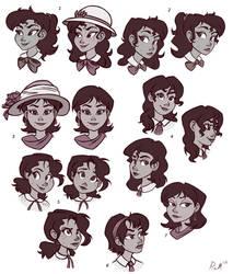 Jacqueline Cabrera Head Concepts