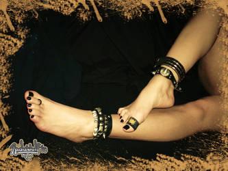 Dark Legs Session II by radawolf