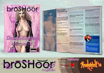 Broshoor Magazine N.2 by radawolf