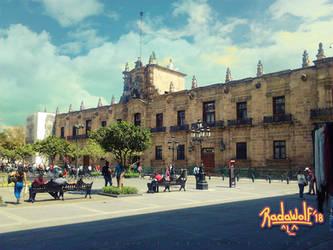 Palacio de Gobierno de Jalisco by radawolf
