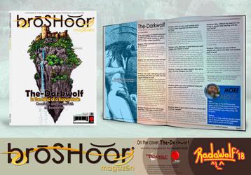 Broshoor Magazine N.3 by radawolf