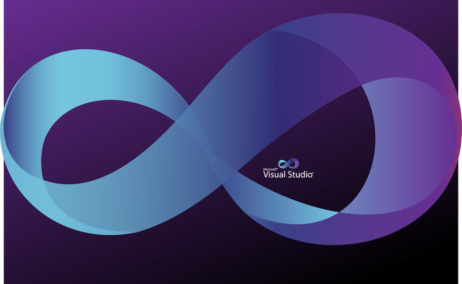 Visual Studio Wallpaper 07 By Shaikhjee
