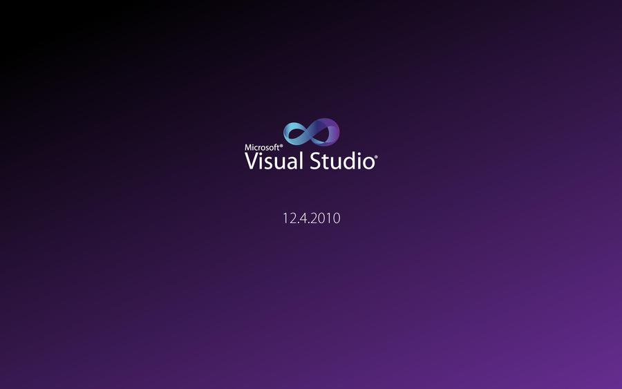 Visual Studio Wallpaper 11 By