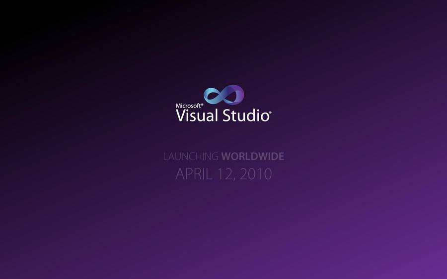 Visual Studio Wallpaper 12 By Shaikhjee