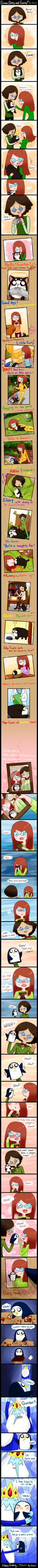 AT : Simon, Betty and Gunter (ALL) by howzih