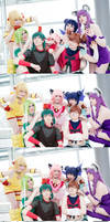 Tokyo Mew Mew - Alien Friends!