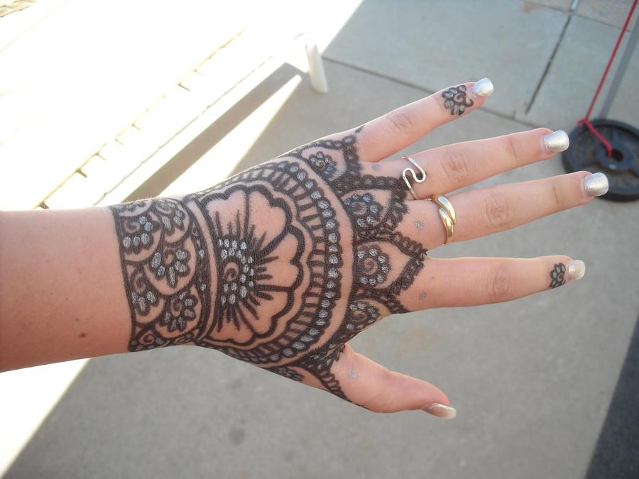 Sharpie henna by devonthegreat on deviantart for Sharpie tattoo designs