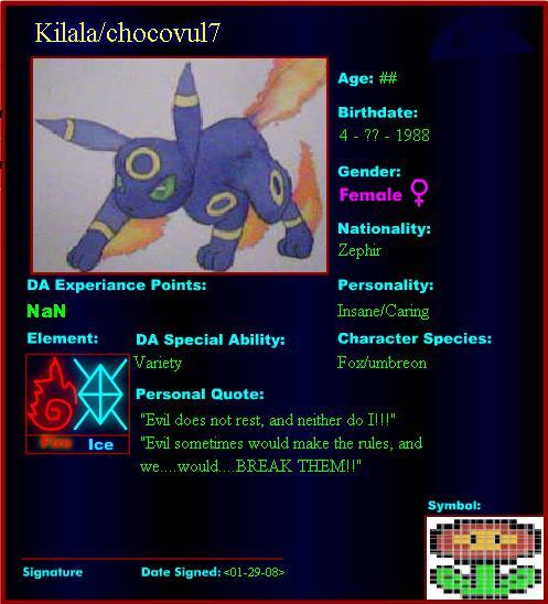 chocovul7's Profile Picture