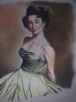 Elizabeth Taylor by realdesigner19