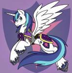 Alicorn Shining Armor COLOR