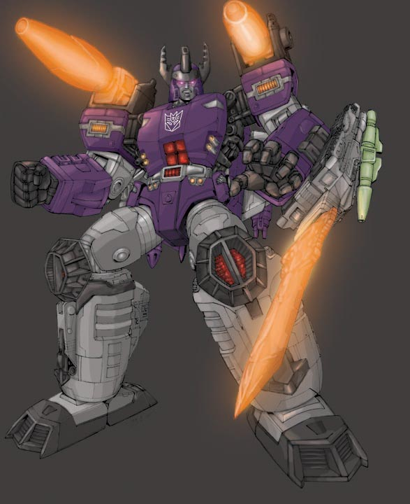 Energon Galvatron by RoadbusterDoM