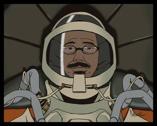 Satoshi Kon RIP by spacecoyote