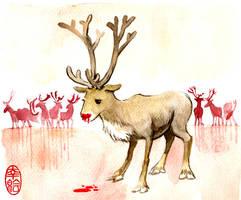 Poor Rudolph