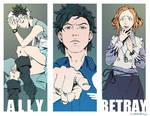 Ally or Betray?