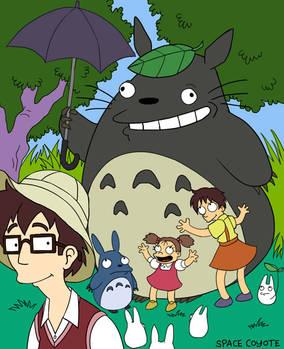 Dysfunctional Neighbour Totoro