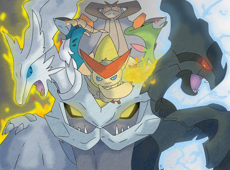 Legends of Unova