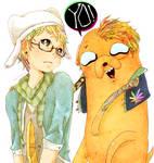 Tumblr Finn and Jake