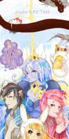 Adventure Awaits by Pasuteru-Usagi