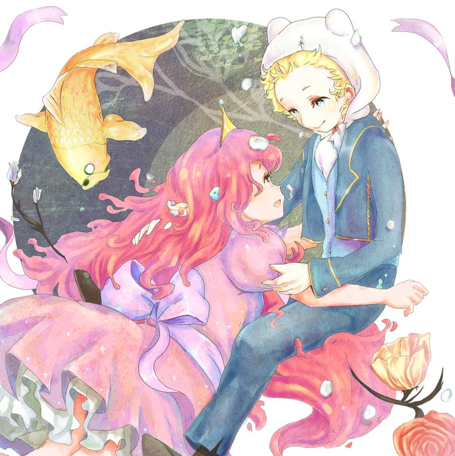 Fancy Adventuring by Pasuteru-Usagi