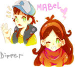 Dipper/Mable