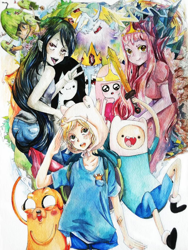 Original Group by Pasuteru-Usagi
