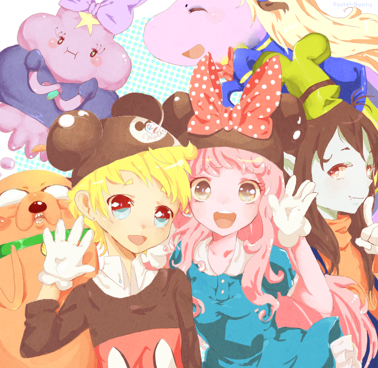 Disney Adventure by Pasuteru-Usagi