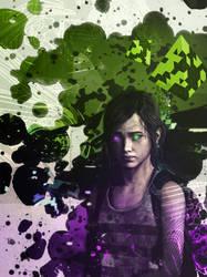 Ellie by xRemeber