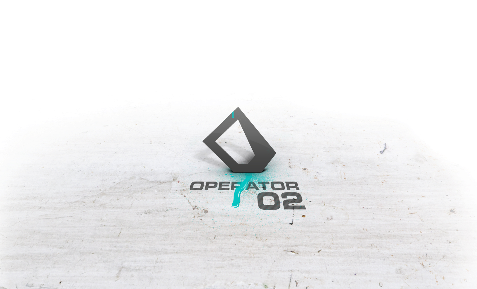 operator 02 logotype by davelancel