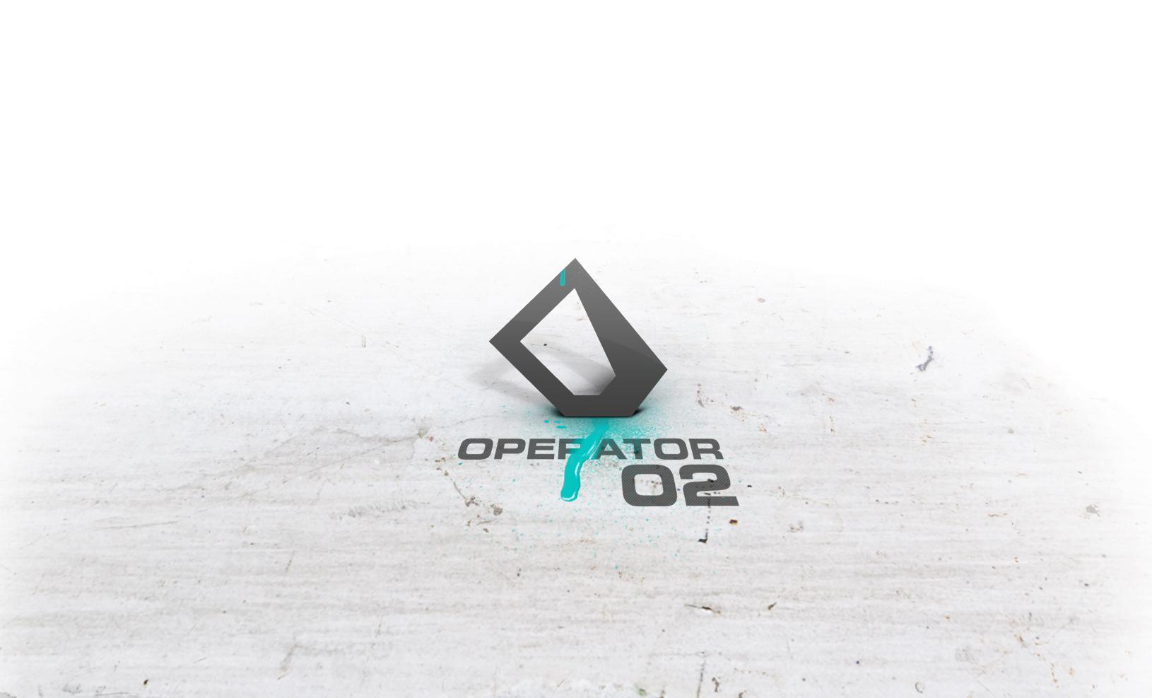operator 02 logotype by davelancel