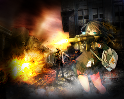 Warzone Walpaper by MythicxGamer