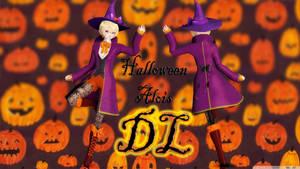 MMD: Halloween Alois [DL] by LITTLE-BLUEBELL