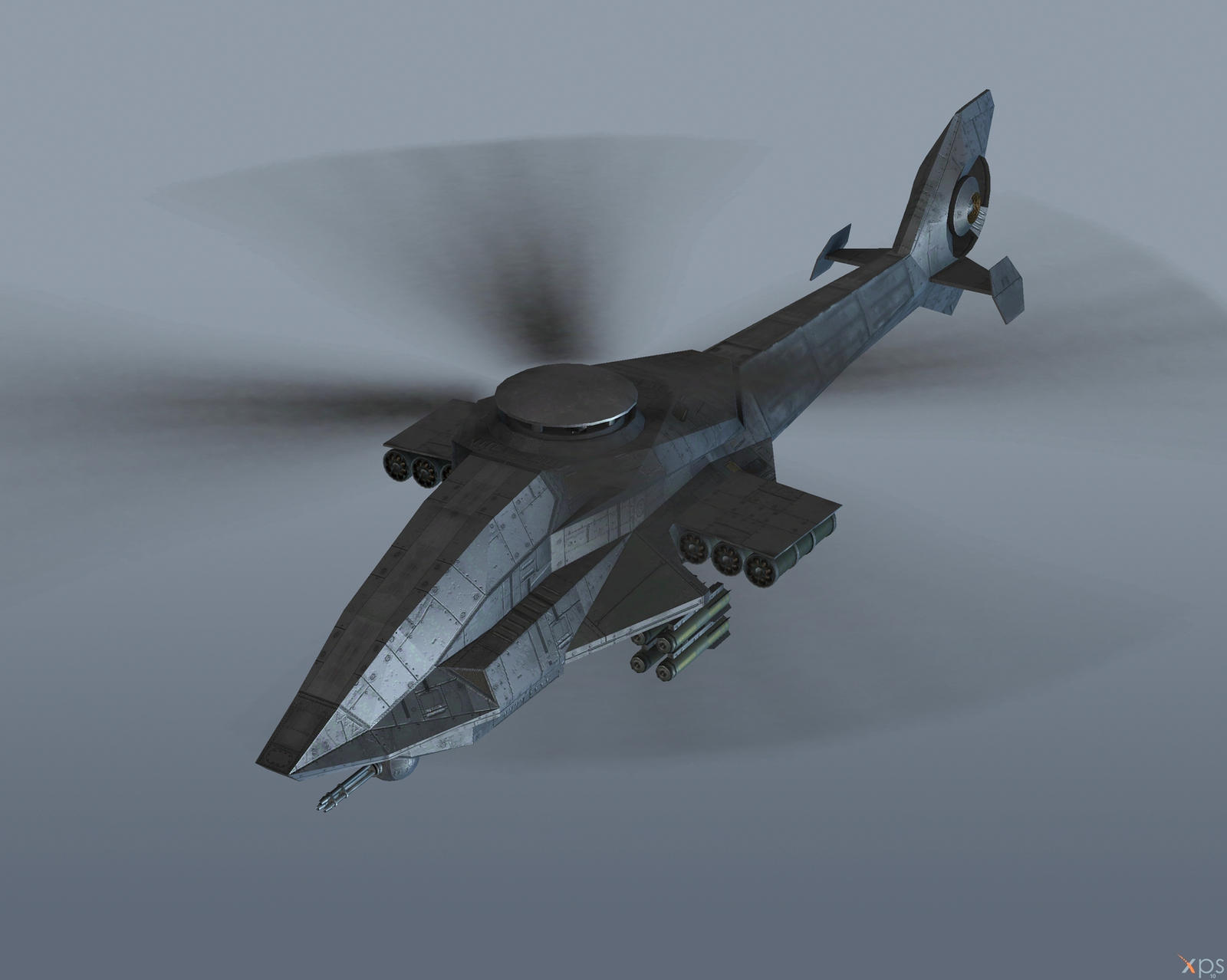 MQ DRONE [Black Ops II] by Goreface13