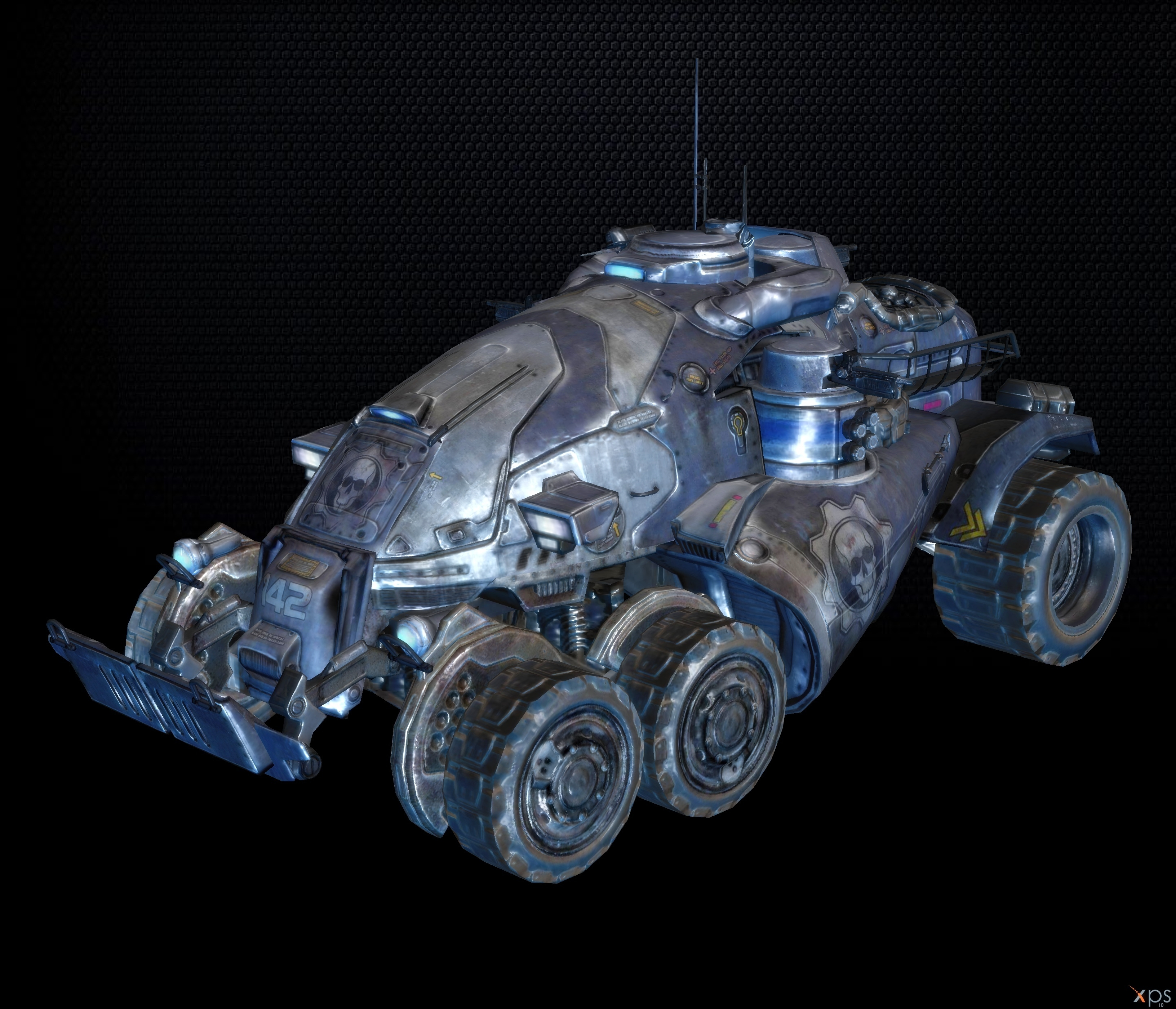 ARMADILLO APC by Goreface13