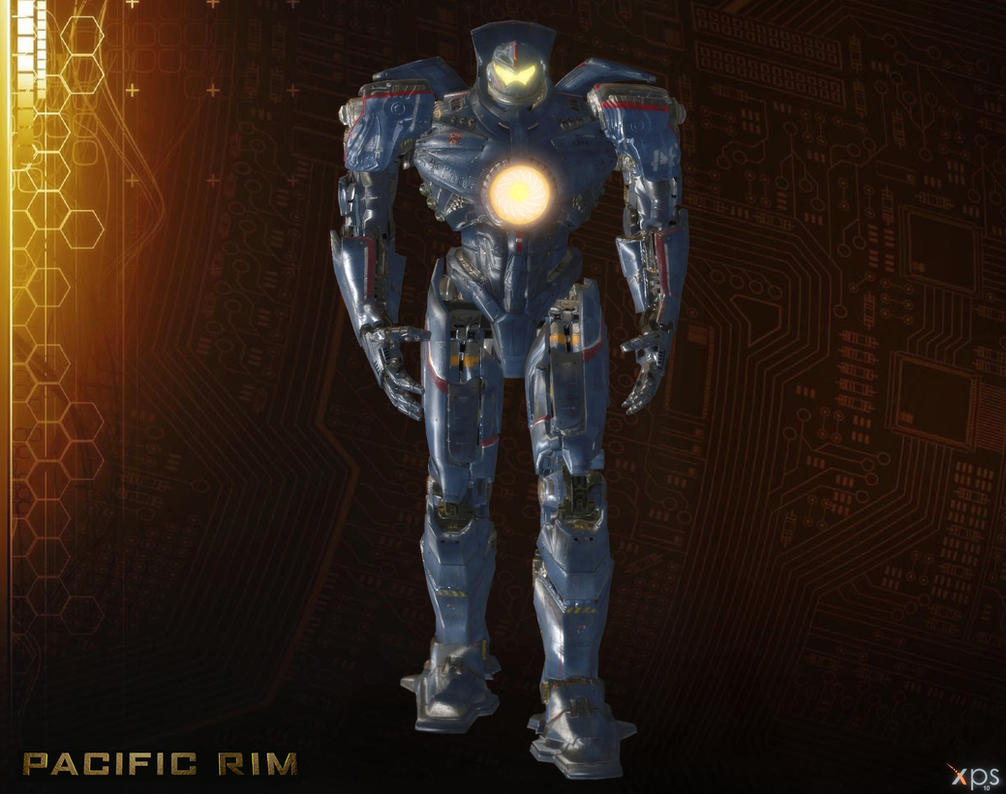 GIPSY DANGER [PACIFIC RIM] by Goreface13