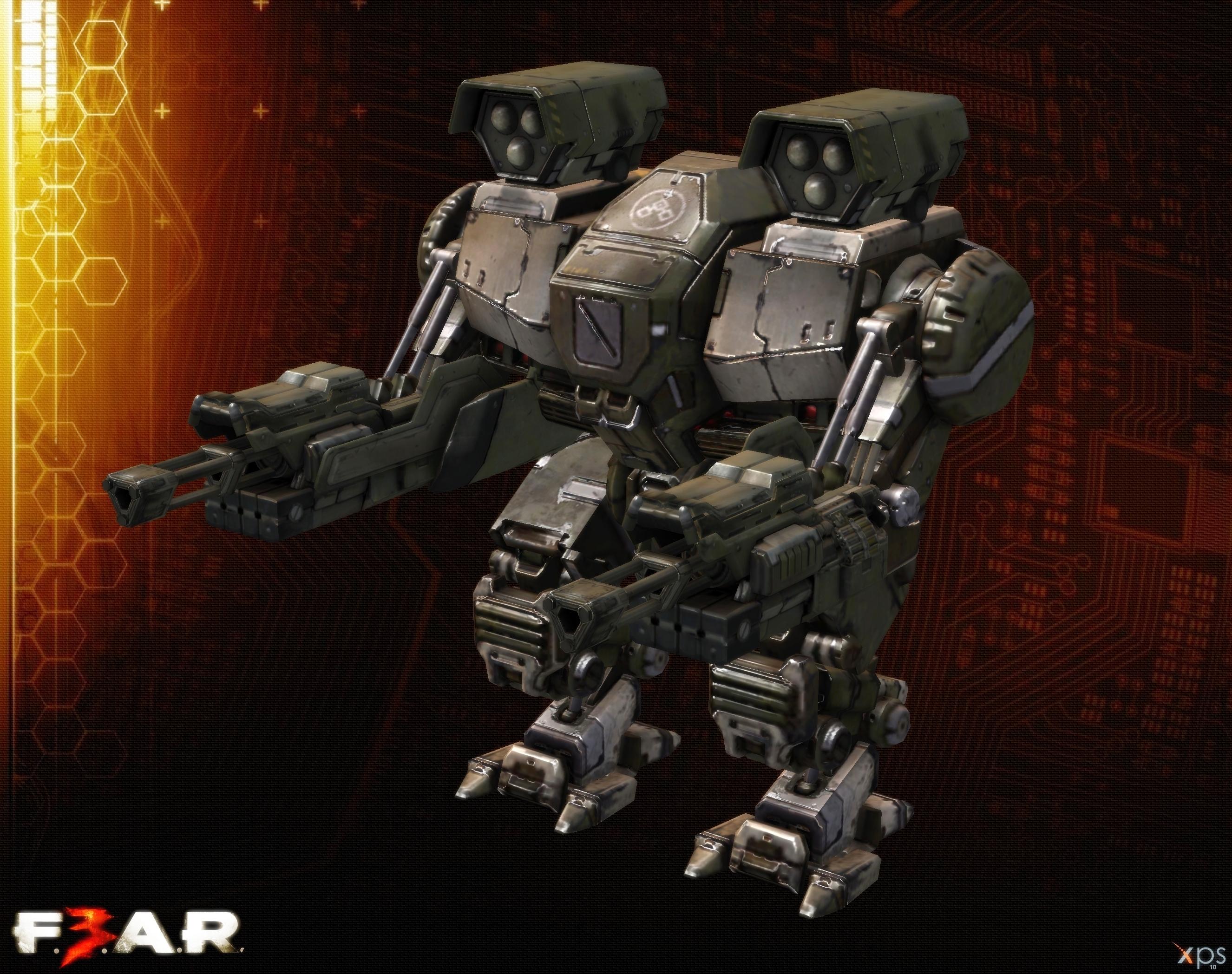 Enhanced Power Armor [F3AR] by Goreface13