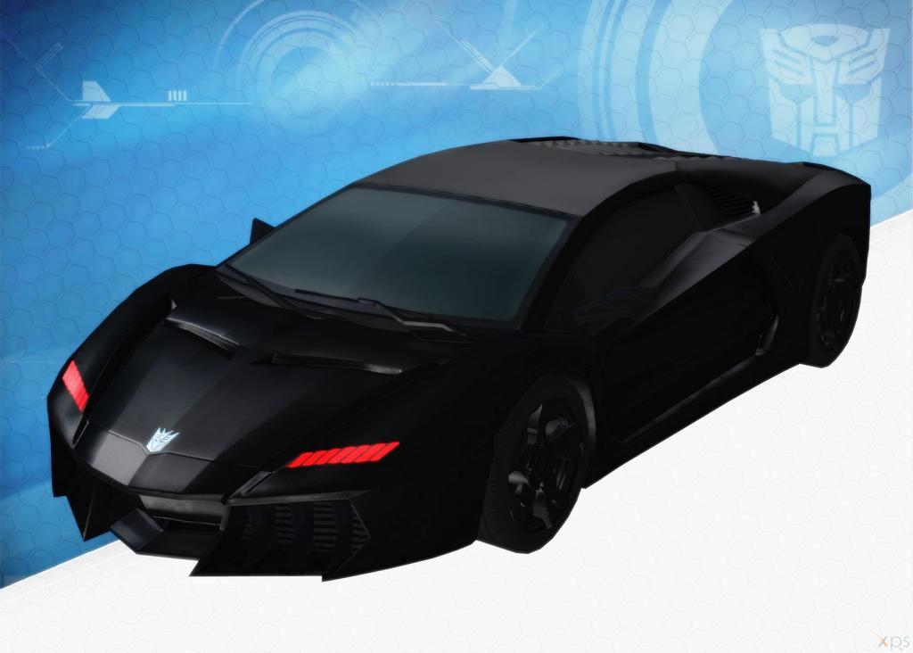 Lockdown 'Lamborghini Aventador' by Goreface13