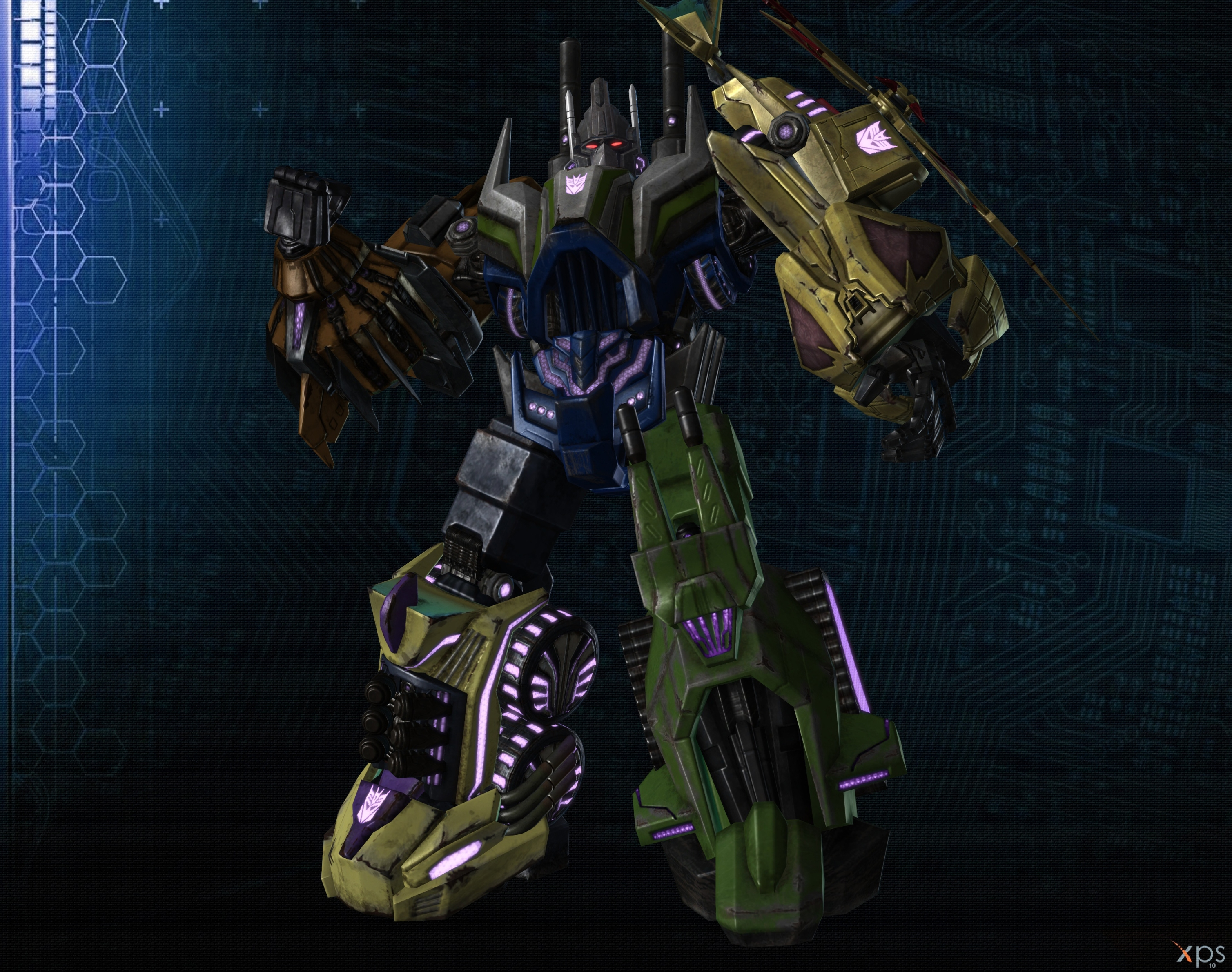 bruticus rise of the dark spark by goreface13 on
