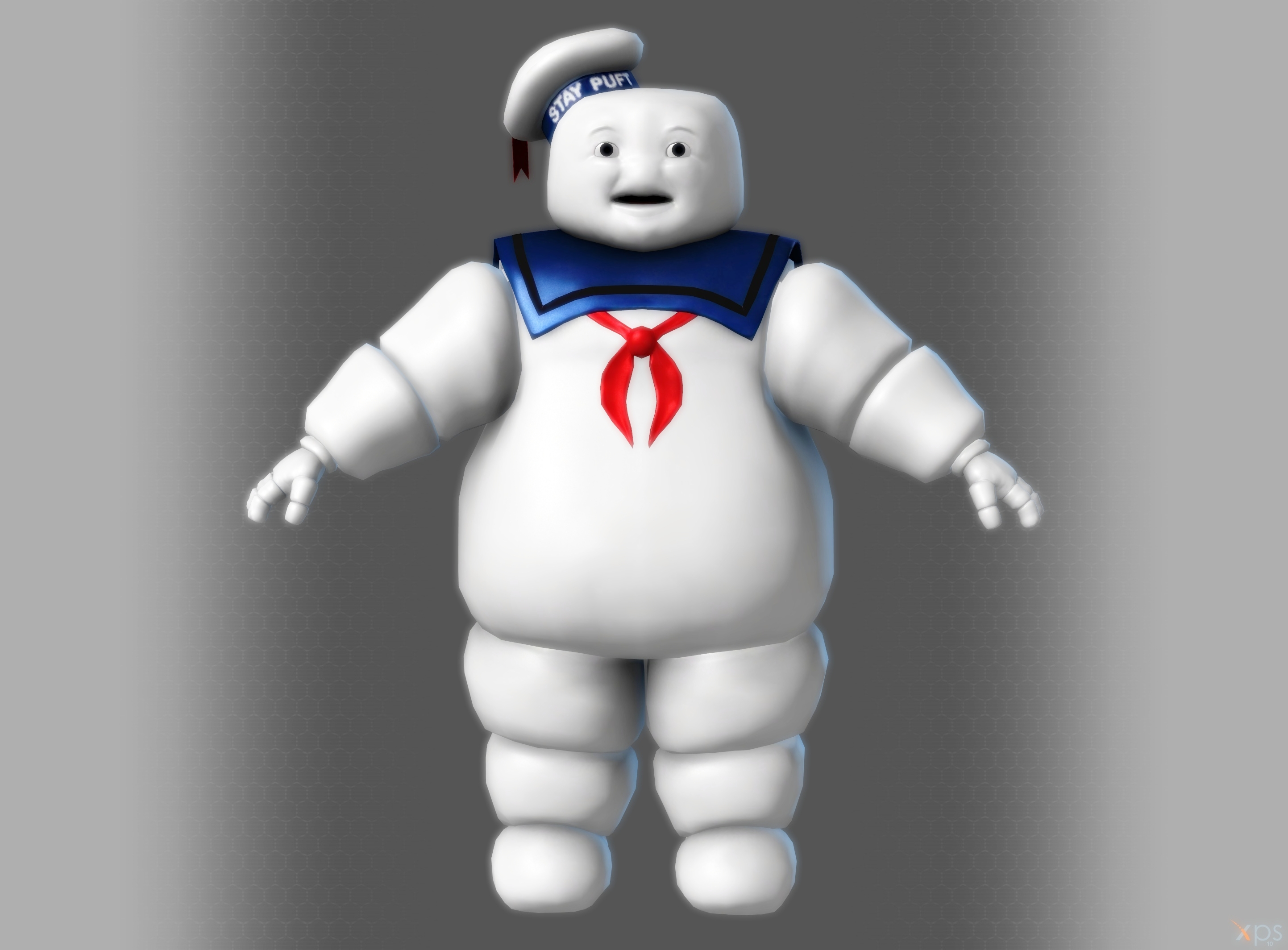 Stay Puft Marshmallow Man By Goreface13 On DeviantArt