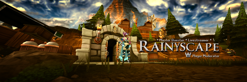 RainyScape Early 2016 Banner