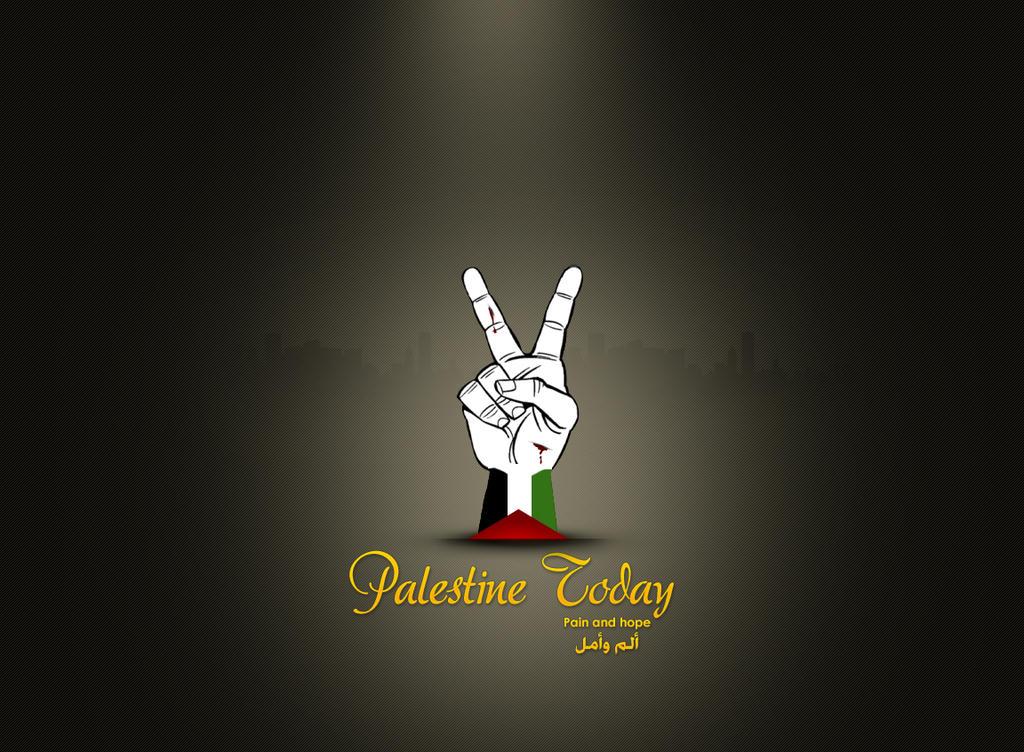 Palestine today 3 by Telpo