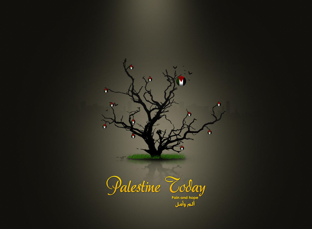 Palestine today?