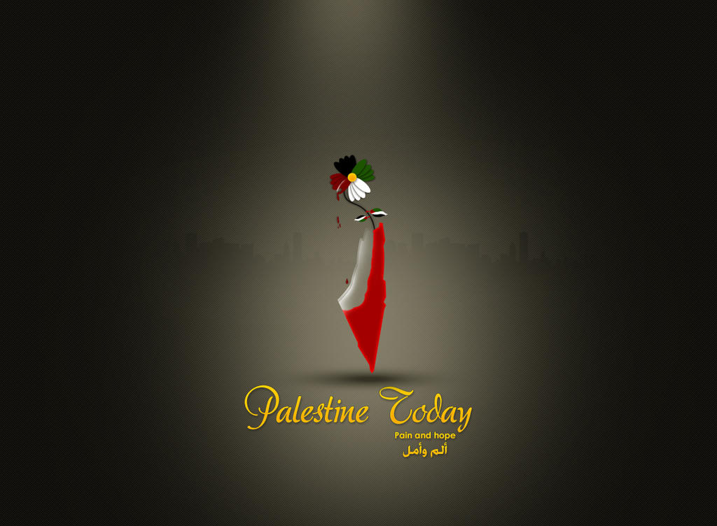 Palestine Today by Telpo