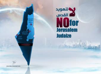 Not to Judaize Jerusalem by Telpo